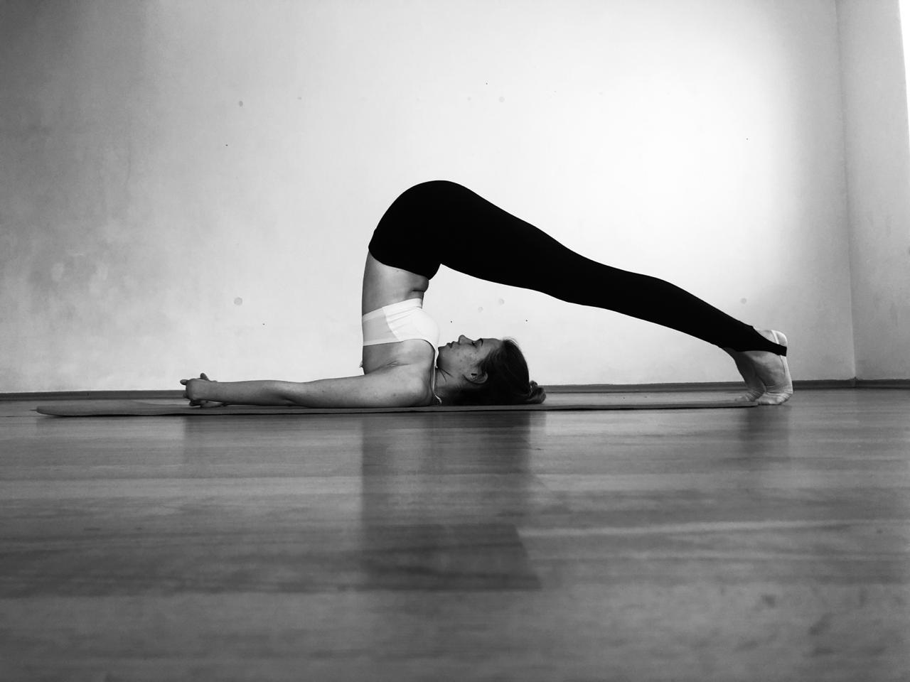 Йога, щитовидная железа и стресс