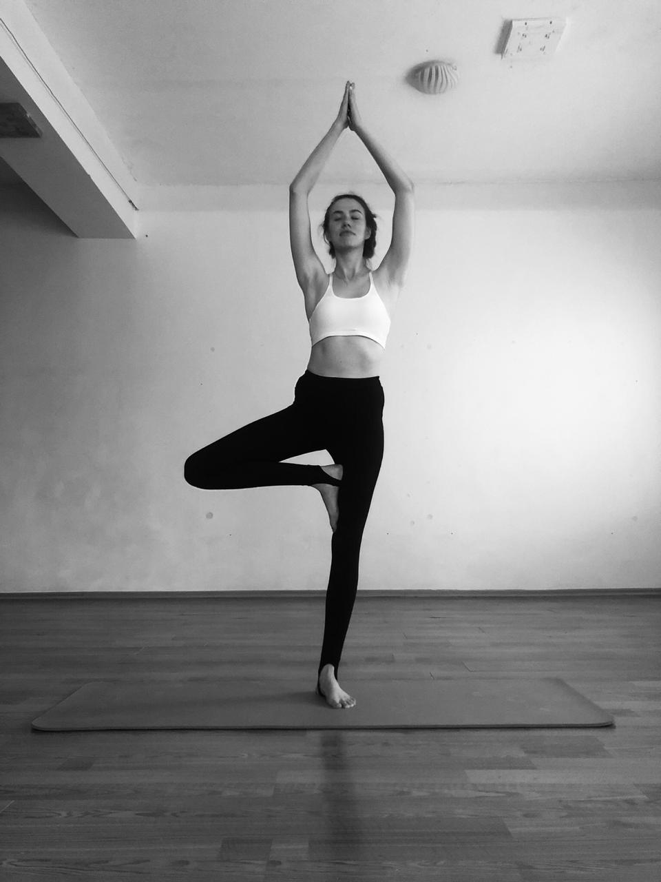6 советов по йоге для правильной осанки
