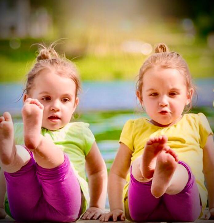 Детская йога – основные отличия от взрослой .