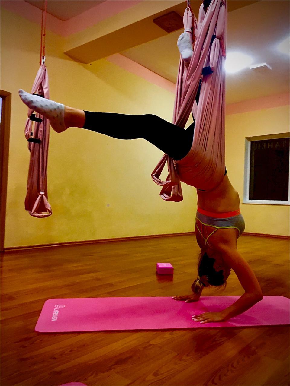 Почему йога? Единство тела и разума