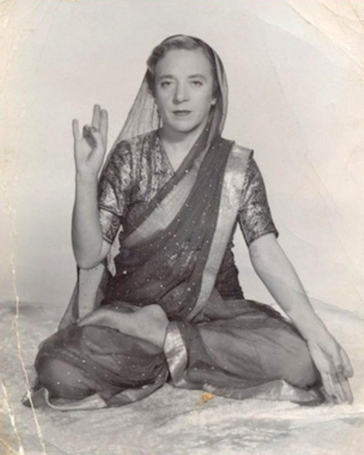 Первая леди »Индра Деви – Майсур и Голливуд