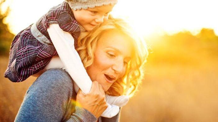 Йога и материнство.