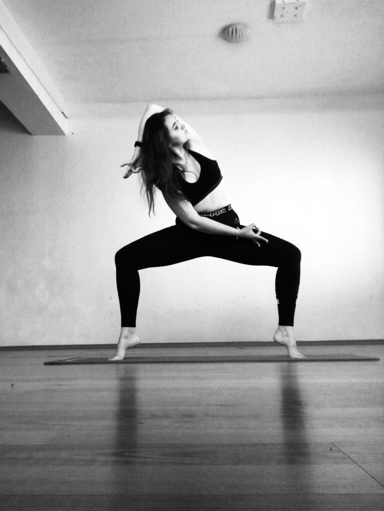 Похудеть с помощью йоги? Да!