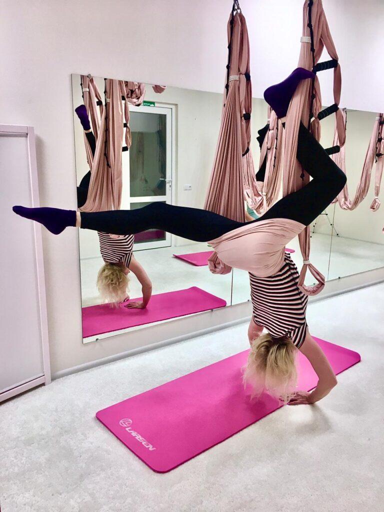 10 лучших поз йоги для офиса