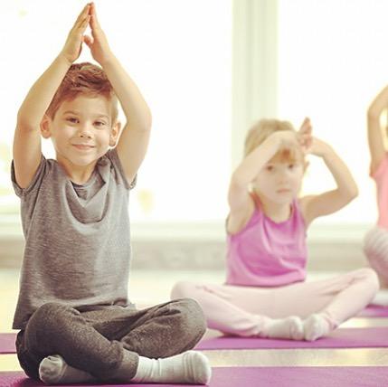 Детская йога и физиотерапия