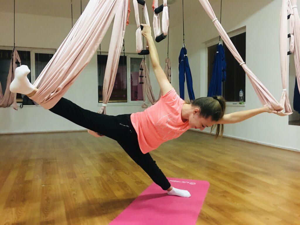 Йога упражнения на укрепление мышц